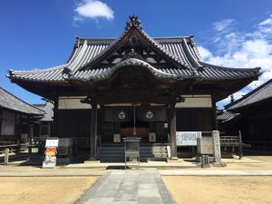 長尾寺 大師堂