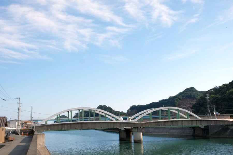 宍喰 泪橋