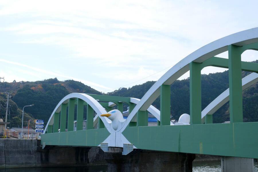 宍喰 かもめ橋