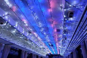 阿佐海岸鉄道 車内LED照明