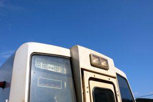 阿佐海岸鉄道 車両 行先表示