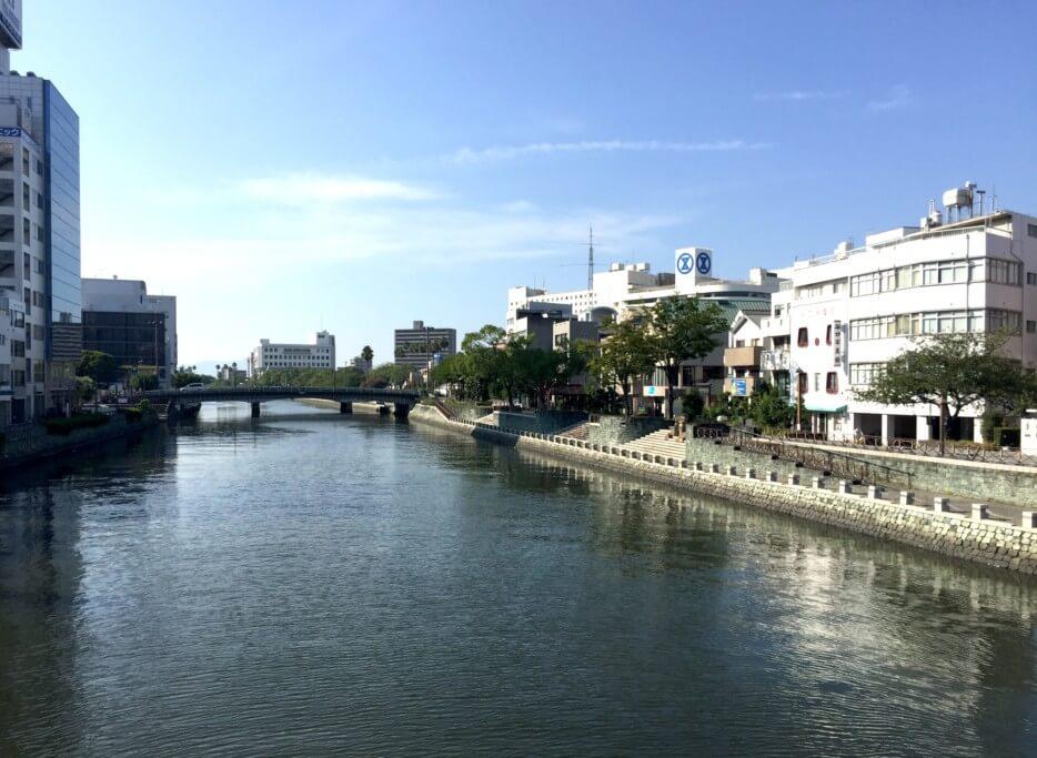 徳島 新町川