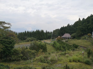 ミニベロ遍路 焼山寺周辺