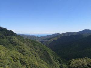 ミニベロ遍路 七子峠から須崎市