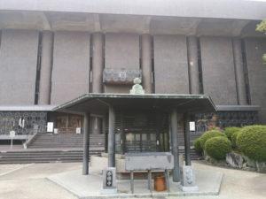 ミニベロ遍路 香園寺建物