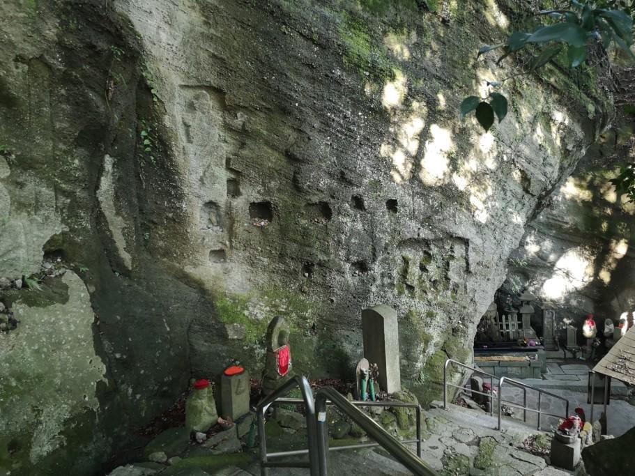 弥谷寺 地層