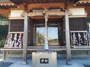 郷照寺 淡島大明神堂