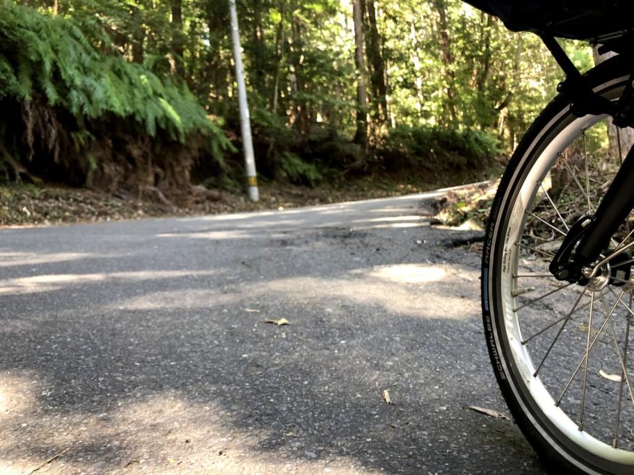 自転車遍路 鶴林寺上りの難易度