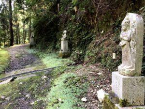 ミニベロ遍路 太龍寺への道