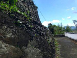 ミニベロ遍路 常楽寺岩盤