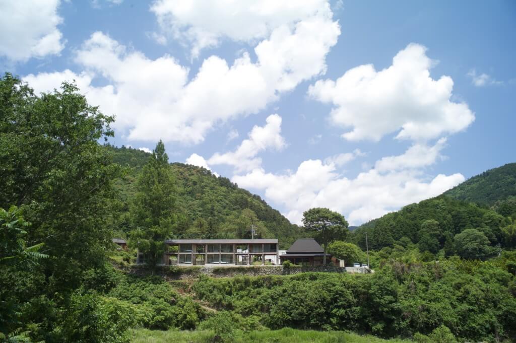 緑の中のWEEK神山