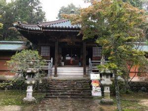 根香寺 本堂