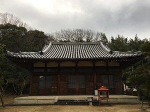 霊芝寺 本堂