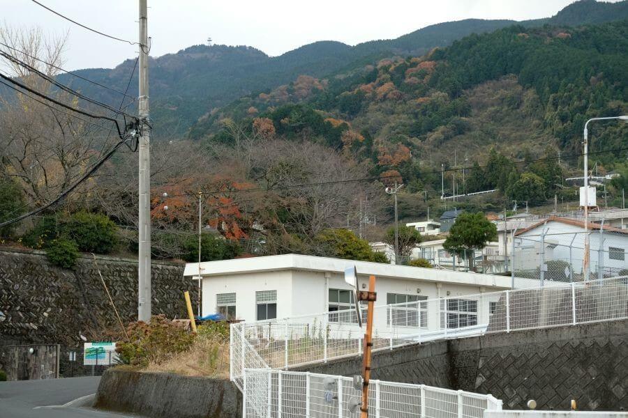 銅山川発電所