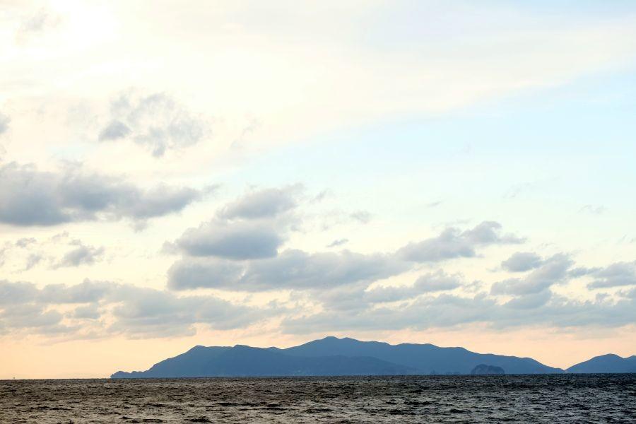 龍ヶ迫からの船越半島