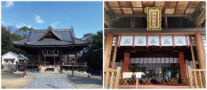 姫坂神社拝殿