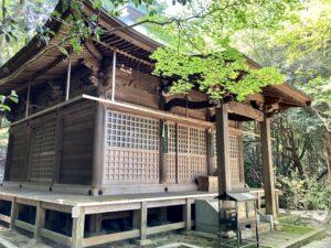 鷲峰寺本堂
